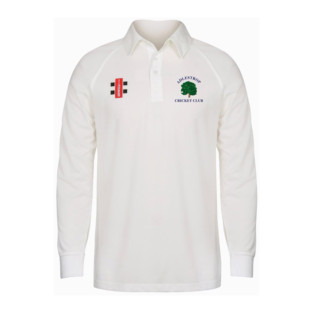 17e1bb22 Adlestrop Velocity Long Sleeve Playing Shirt
