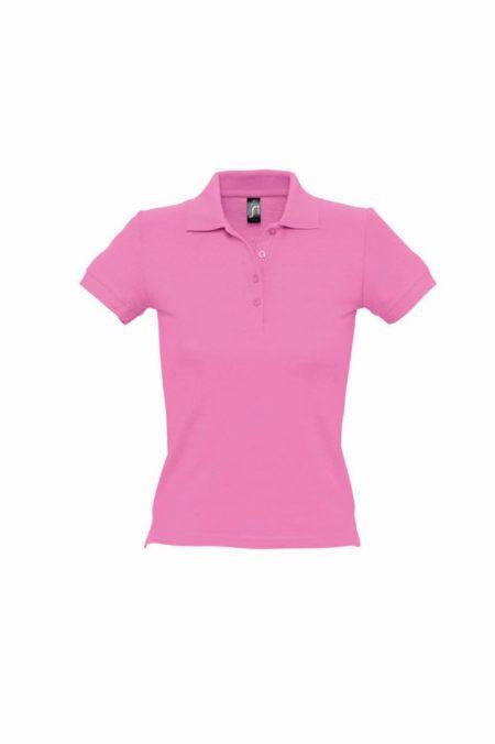 Cotton Polos - Ladies Plain