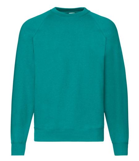 Fruit of the Loom Classic Raglan Sweatshirt