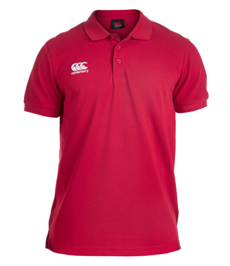 Canterbury Waimak Piqué Polo Shir