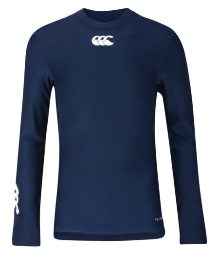 Canterbury Kids Long Sleeve ThermoReg Base Layer