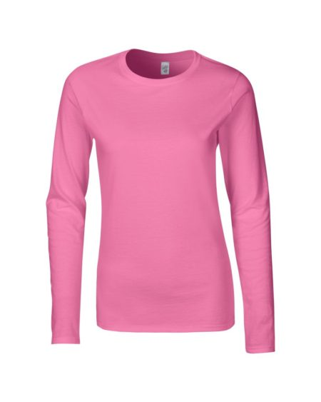 Gildan Ladies SoftStyle® Long Sleeve T-Shir