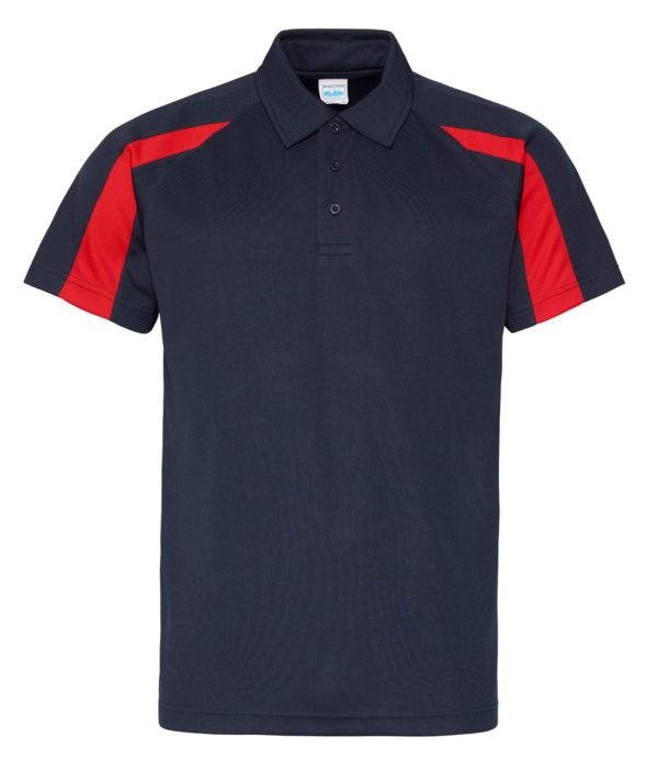 AWDis Cool Contrast Polo Shirt