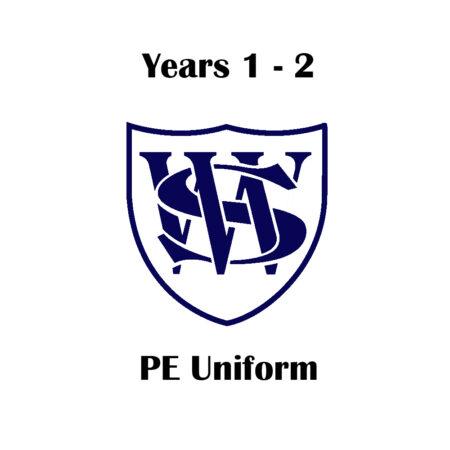 Years 1-2 PE Uniform