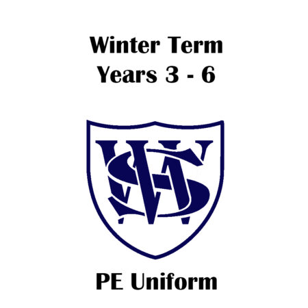 7. Winter Term - Years 3 - 6 - PE Uniform