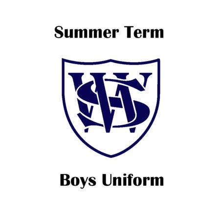 4. Summer Term - Boys Uniform
