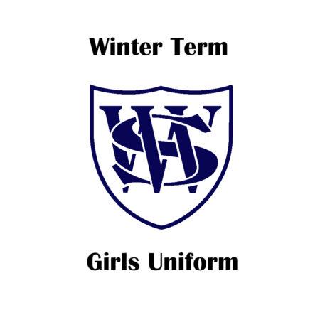 1. Winter Term - Girls Uniform